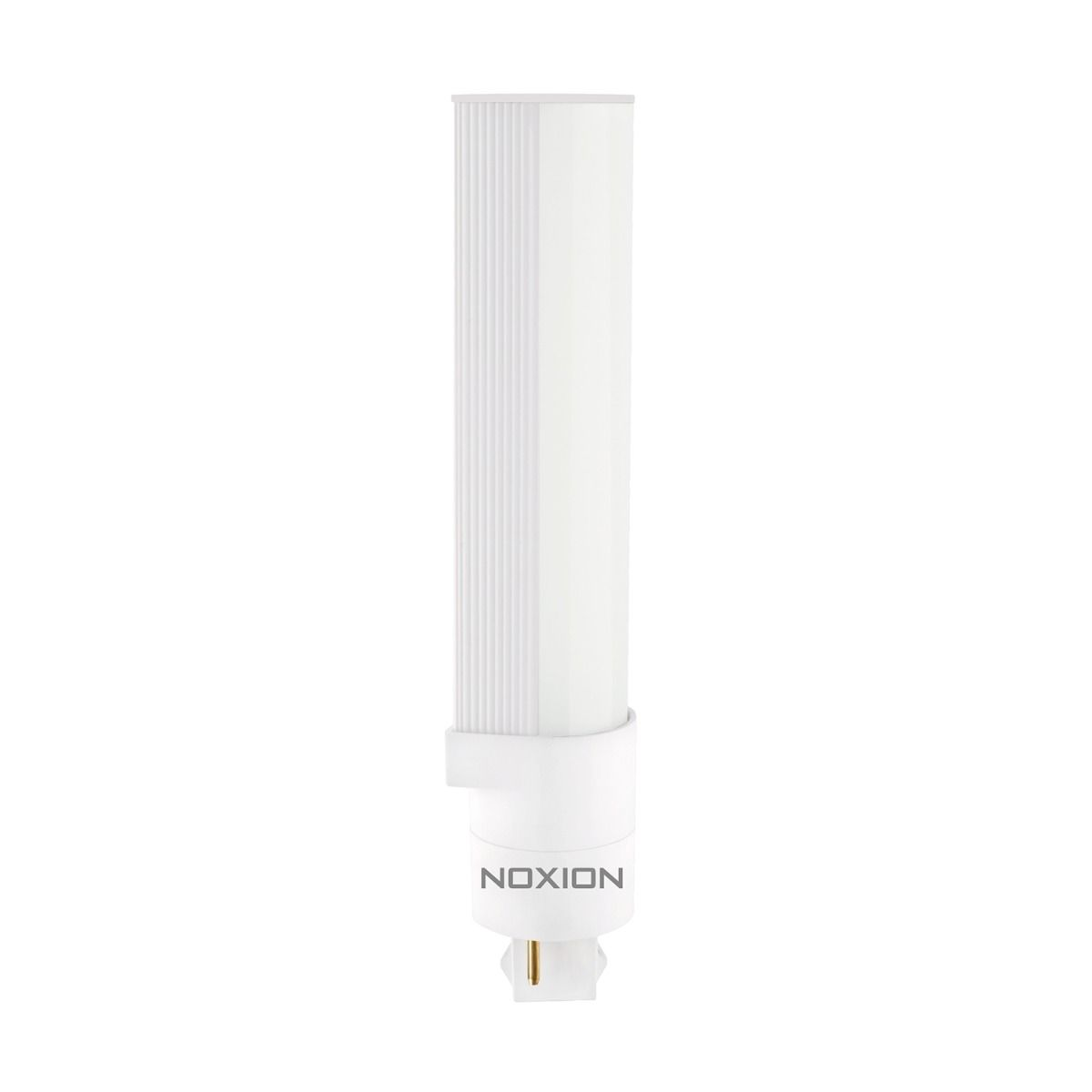 Noxion Lucent LED PL-C EM 6.5W 830 | varm hvit - 2-stift - erstatter 18W
