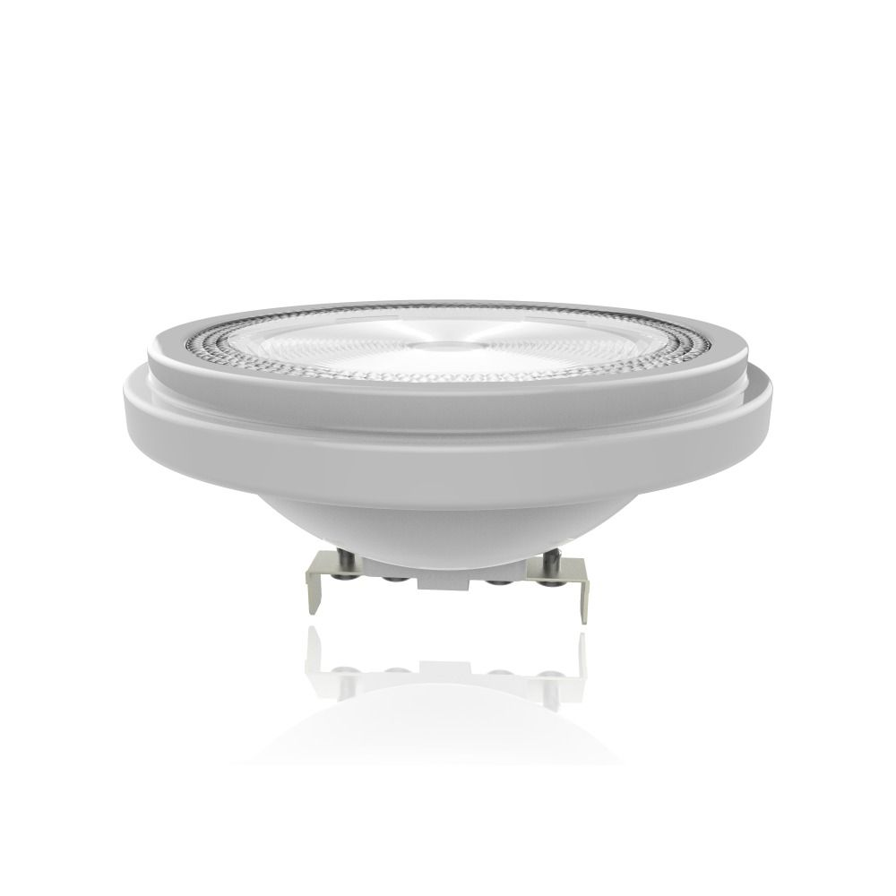 Noxion Lucent LED spot AR111 G53 12V 12W 930 40D | varm hvit - beste fargegjengivelse - dimbar - erstatter 75W