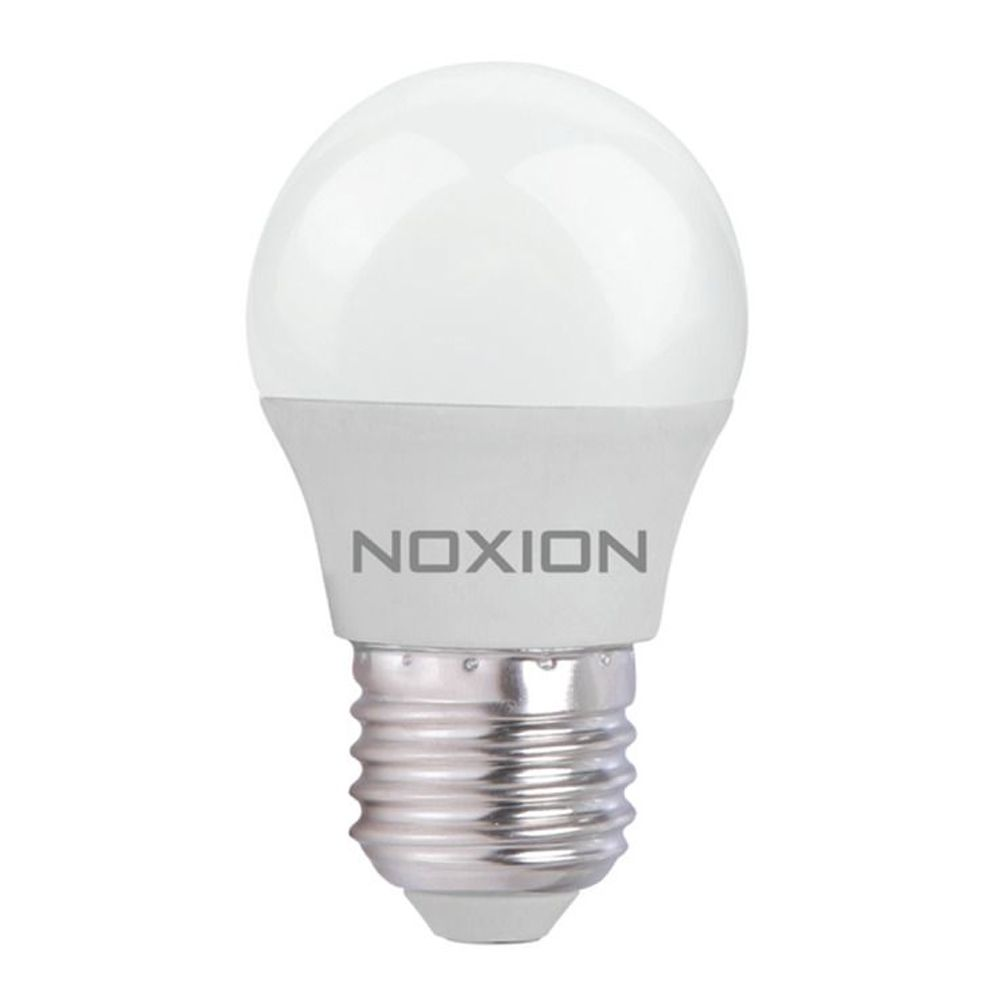 Noxion Lucent LED Classic Lustre 5W 827 P45 E27   ekstra varm hvit - erstatter 40W