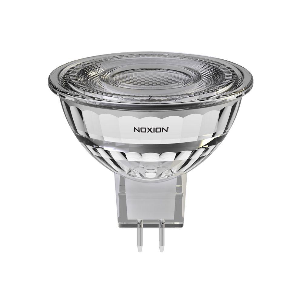 Noxion LED spot GU5.3 7.5W 830 60D 621lm   dimbar - varm hvit - erstatter 50W