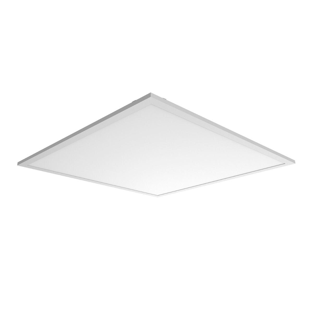 Noxion LED panel Delta Pro V3 30W 3000K 3960lm 60x60cm UGR <22   varm hvit - erstatter 4x18W