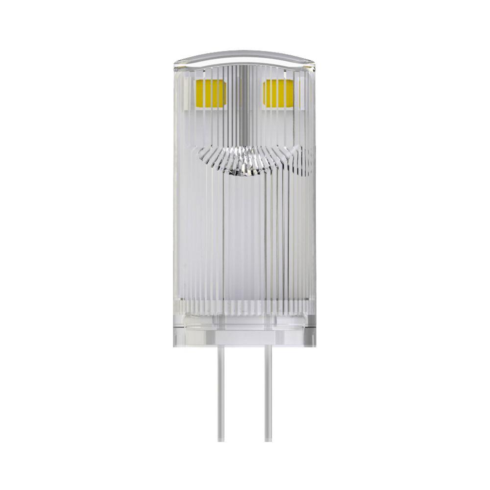 Noxion LED Bolt G4 0.9W 827 12V | ekstra varm hvit - erstatter 10W