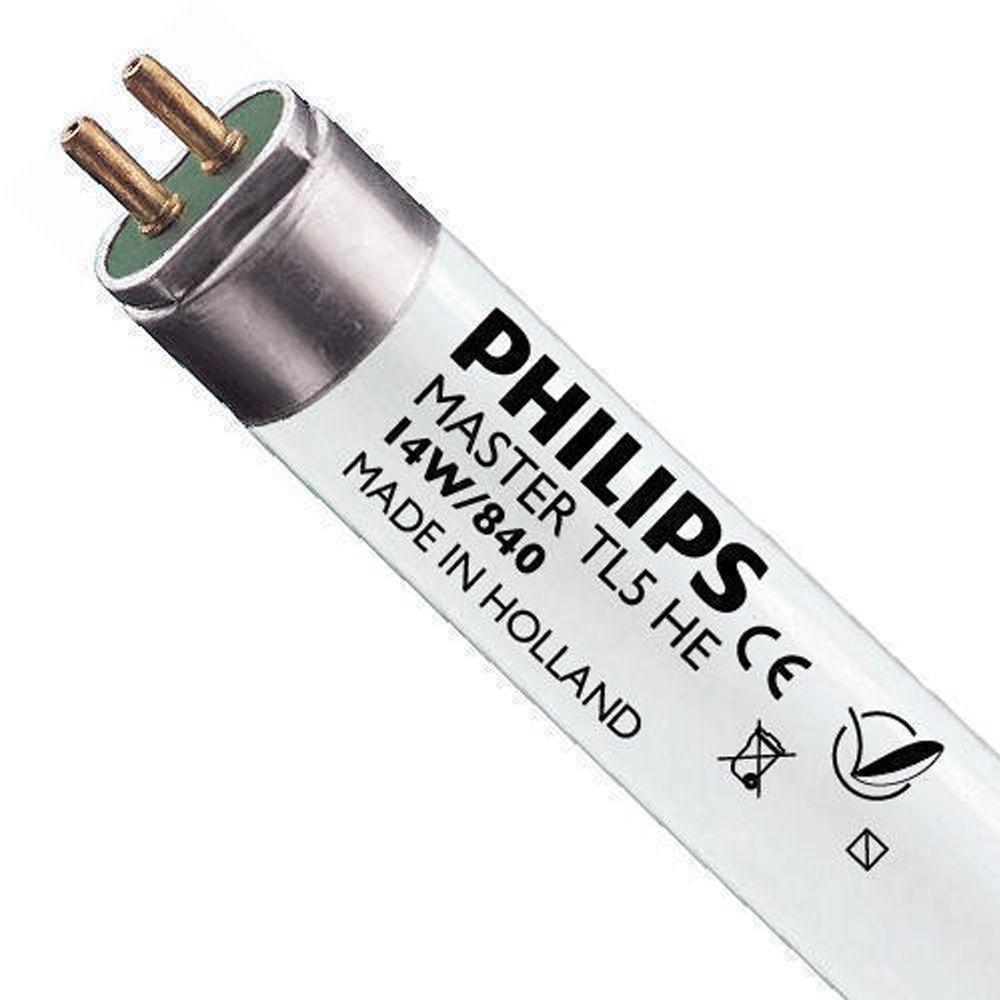 Philips TL5 HE 14W 840 (MASTER)   55cm - kald hvit