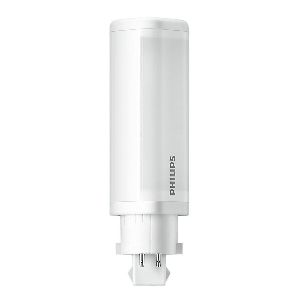 Philips CorePro PL-C LED 4.5W 840 | kald hvit - 4-stift - erstatter 10W & 13W