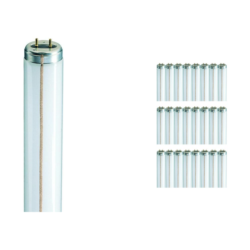 Fordelspakning 25x Philips TL-M RS 40W 33-640 - 120cm
