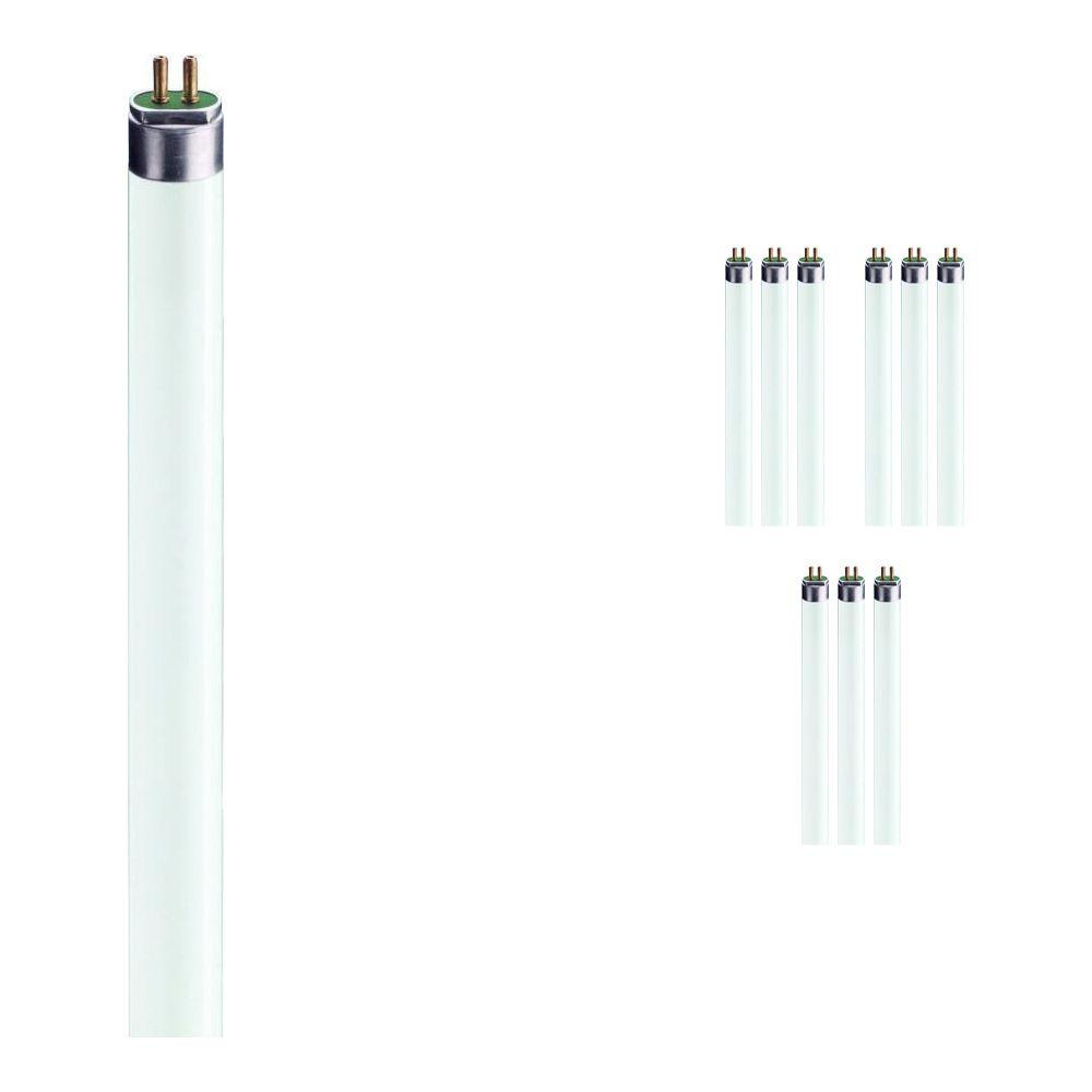 Fordelspakning 10x Philips TL5 HO 80W 840 (MASTER) | 145cm - kald hvit