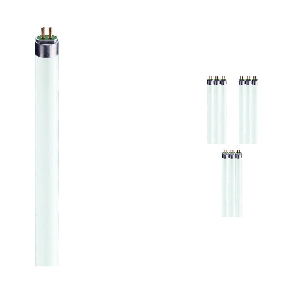 Fordelspakning 10x Philips TL5 HE 35W 830 (MASTER) | 145cm - varm hvit