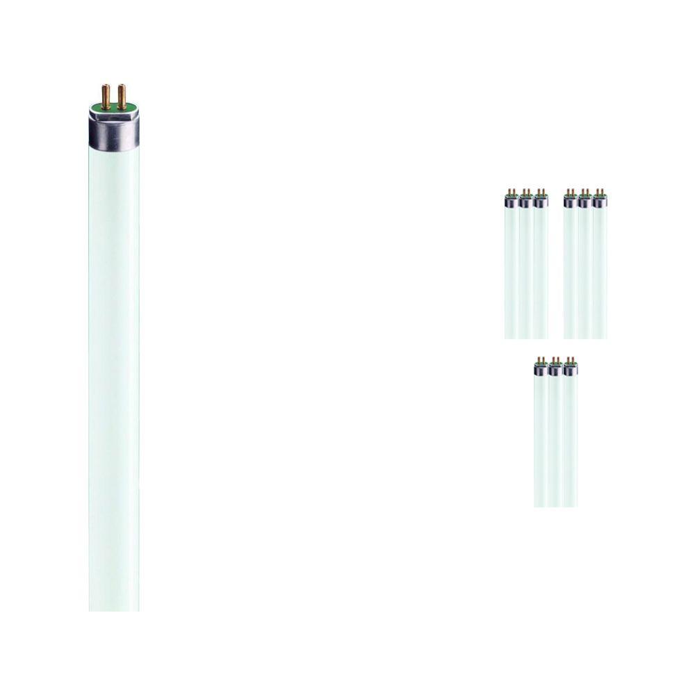 Fordelspakning 10x Philips TL5 HE 21W 840 (MASTER) | 85cm - kald hvit