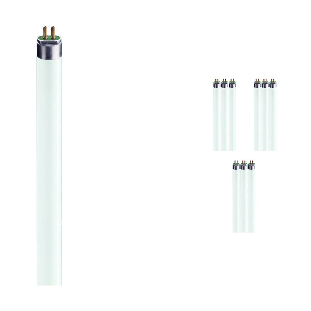Fordelspakning 10x Philips TL5 HE 21W 830 (MASTER) | 85cm - varm hvit
