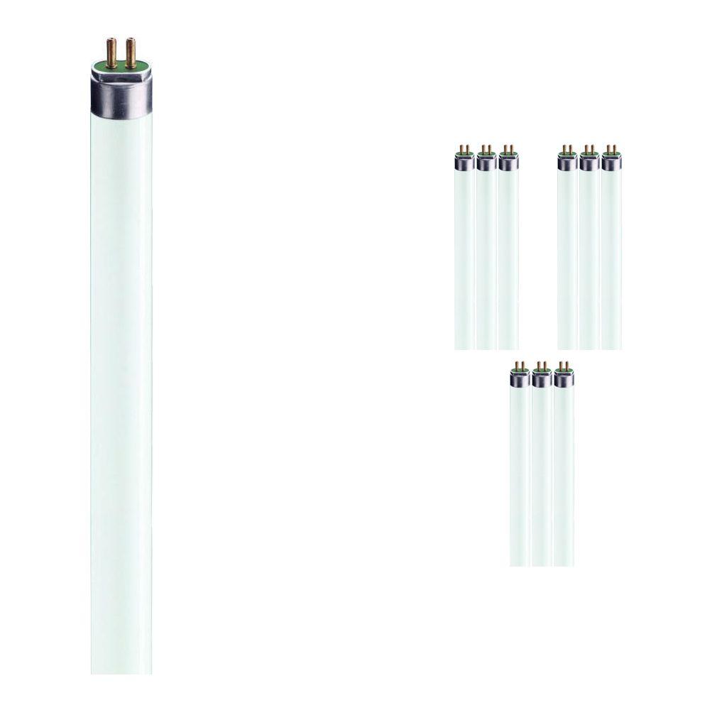 Fordelspakning 10x Philips TL5 HE 35W 840 (MASTER)   145cm - kald hvit