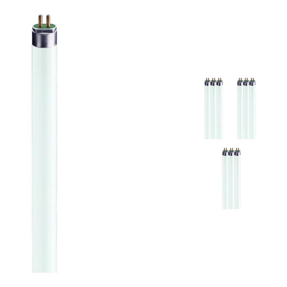 Fordelspakning 10x Philips TL5 HO 49W 840 (MASTER) | 145cm - kald hvit