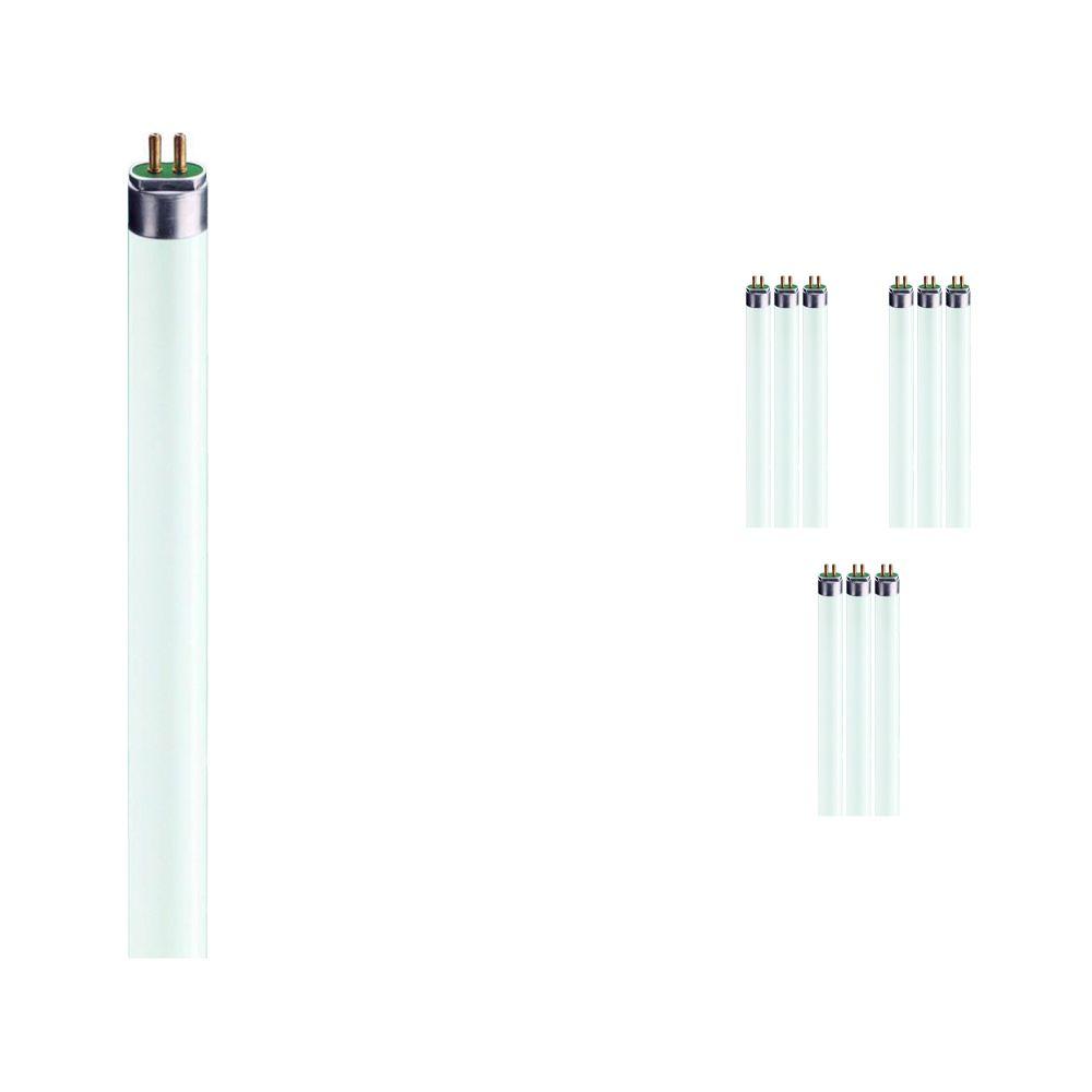 Fordelspakning 10x Philips TL5 HO 80W 830 (MASTER) | 145cm - varm hvit