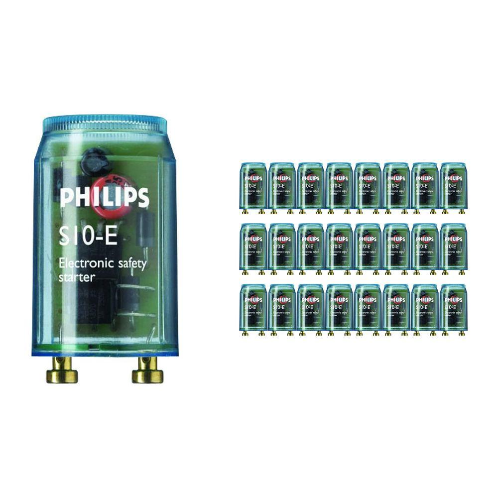 Fordelspakning 25x Philips Starter S10E 18-75W SIN 220-240V BL