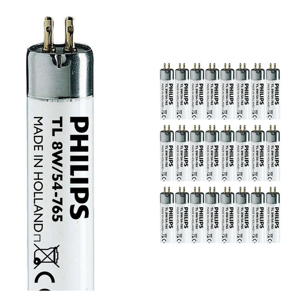 Fordelspakning 25x Philips TL Mini 8W 54-765 - 29cm