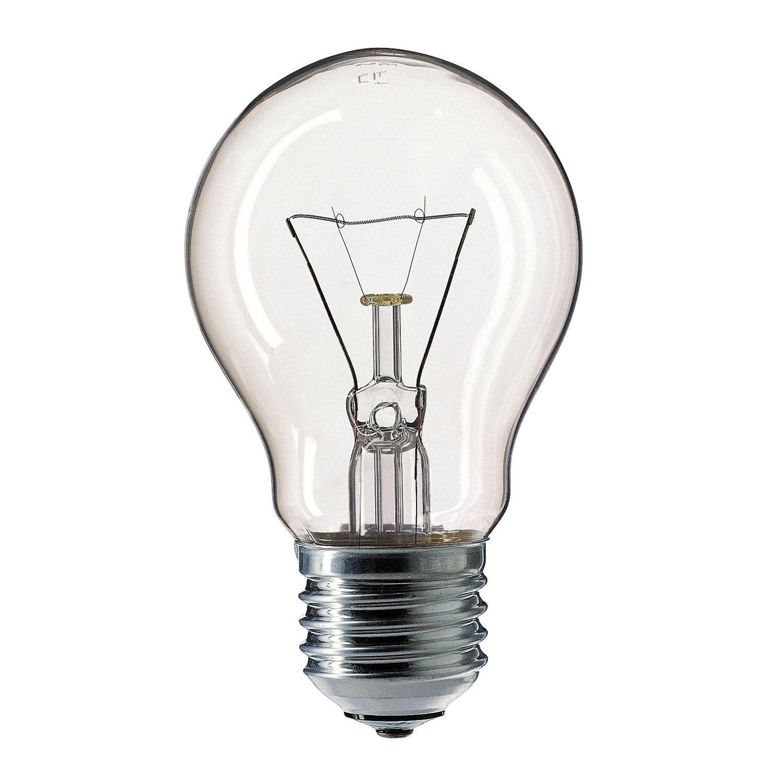 Standard Glødepære  klar E27 75W 230V
