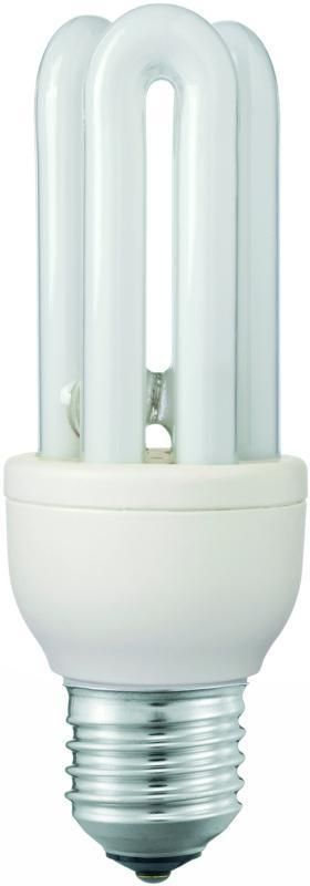 Philips Genie ESaver 14W 827 E27 | ekstra varm hvit
