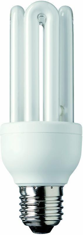 Philips Genie ESaver 18W 827 E27 | ekstra varm hvit