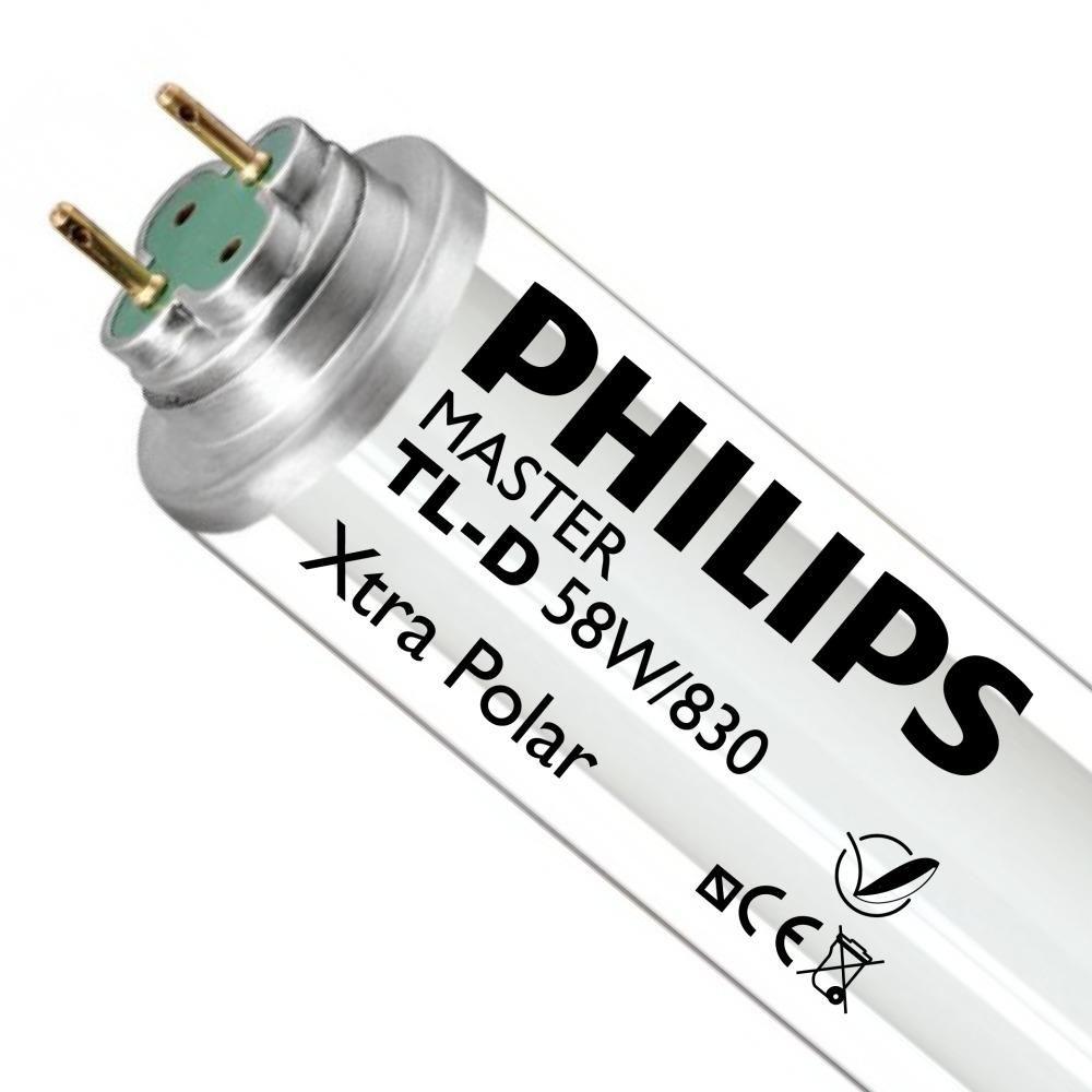 Philips TL-D Xtra Polar 58W 830 - 150cm (MASTER)