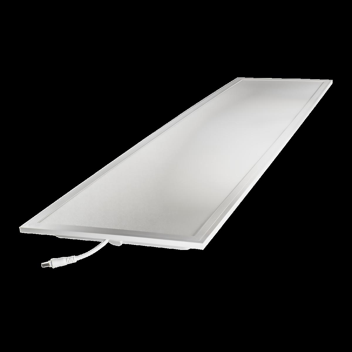 Noxion LED panel Delta Pro Highlum V2.0 40W 30x120cm 3000K 5280lm UGR <19 | varm hvit - erstatter 2x36W