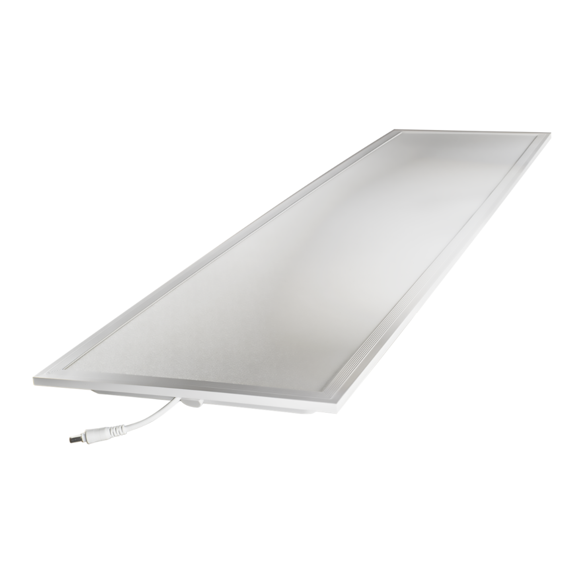 Noxion LED panel Delta Pro Highlum V2.0 40W 30x120cm 4000K 5480lm UGR <19 | kald hvit - erstatter 2x36W