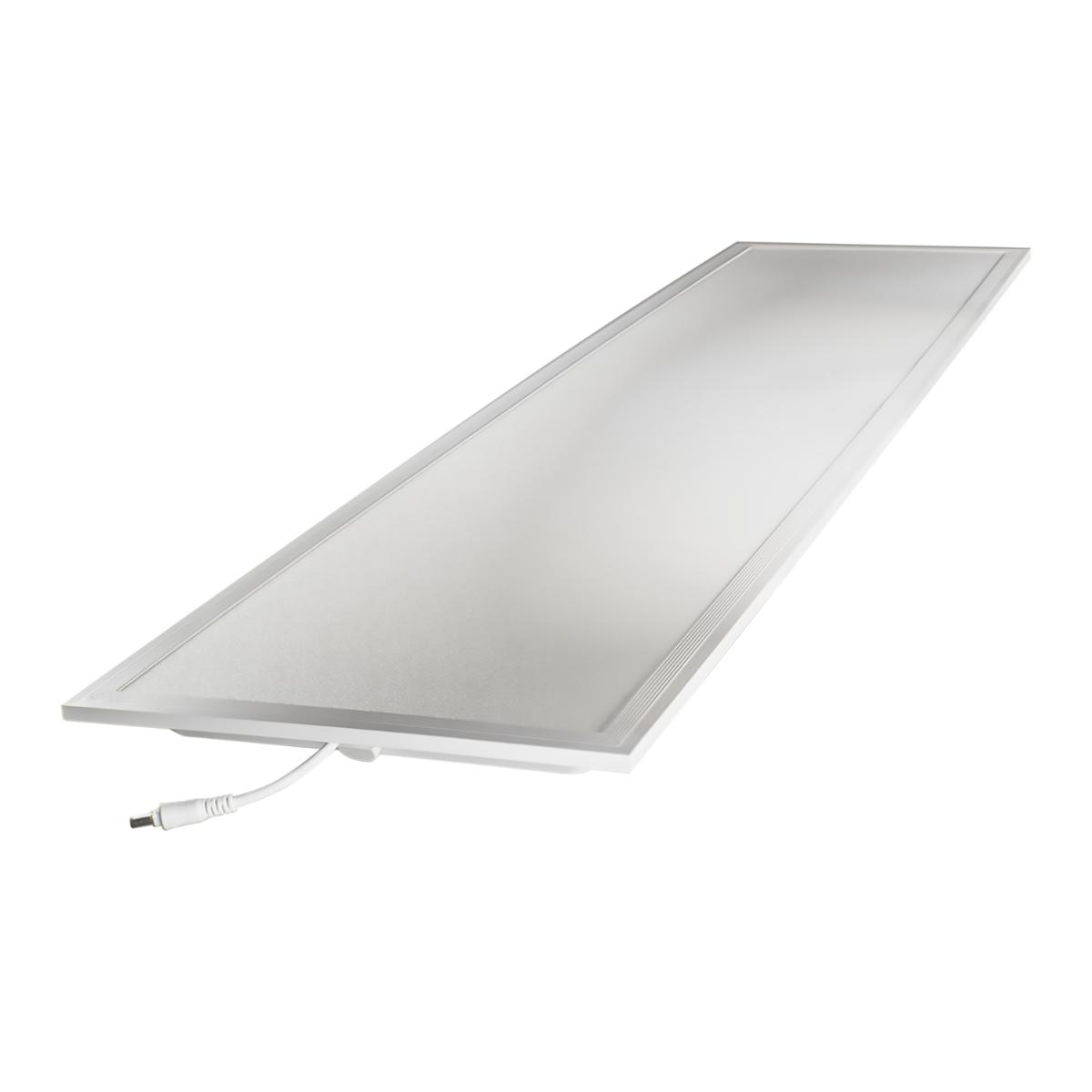 Noxion LED panel Econox 32W 30x120cm 3000K 3900lm UGR <22 | varm hvit - erstatter 2x36W
