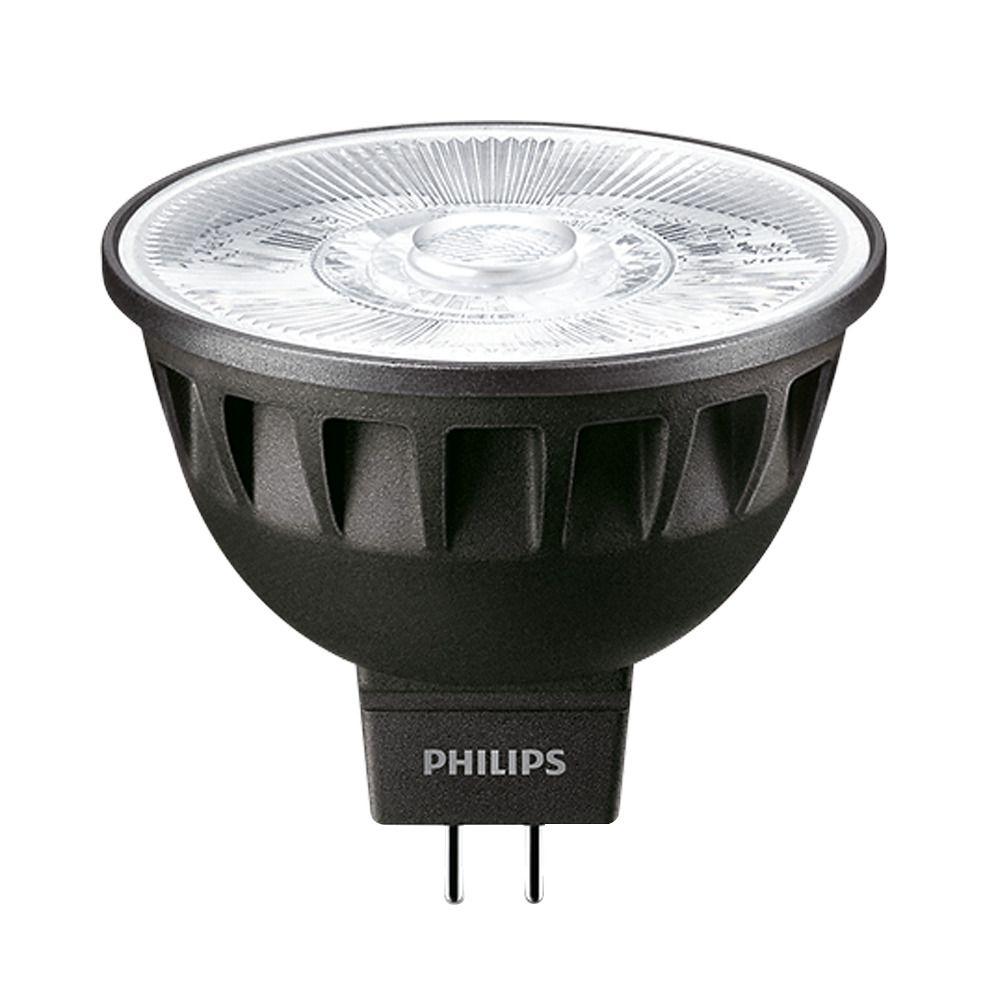 Philips LEDspot ExpertColor GU5.3 MR16 6.5W 930 24D (MASTER) | varm hvit - beste fargegjengivelse - dimbar - erstatter 35W