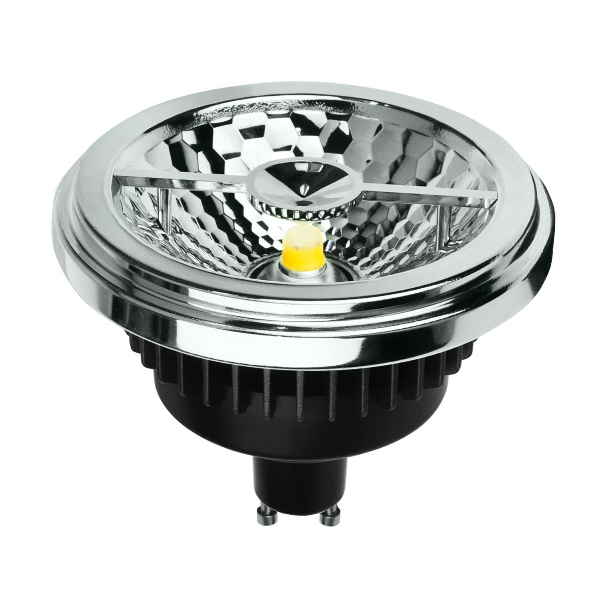 Noxion LEDspot AR111 GU10 Pro V2.0 12-50W 927 40D 600lm DIM