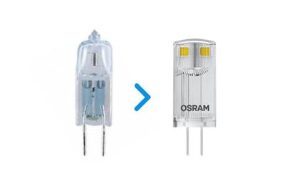 LED Stiftlampor