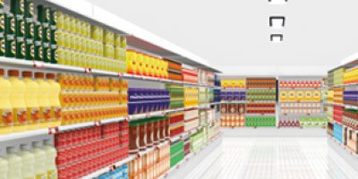 Supermarked Belysning